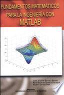 Fundamentos Matemáticos para la Ingeniería con Matlab