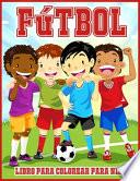 Fútbol Libro Para Colorear Para Niños