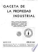Gaceta de la propiedad industrial