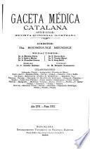 Gaceta médica catalana