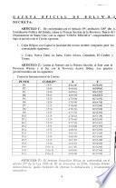 Gaceta oficial de Bolivia