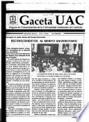 Gaceta UAC