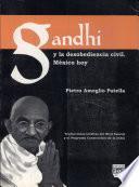 Gandhi y la desobediencia civil