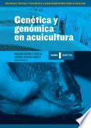 GENETICA Y GENOMICA EN ACUICULTURA TOMO I GENETICA