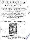Gerarchia Seraphica