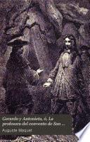 Gerardo y Antonieta, ó, La profesora del convento de San Ghislan