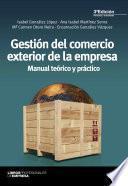 Gestión del comercio exterior de la empresa 3ª edición