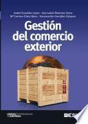 Gestión del comercio exterior