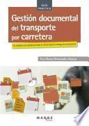 Gestión documental del transporte por carretera