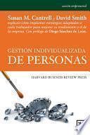 Gestión Individualizada de Personas