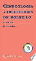 Ginecología y Obstetricia de Bolsillo