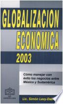 Globalización económica, 2003