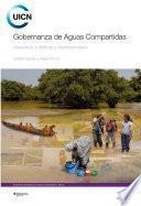 Gobernanza de aguas compartidas