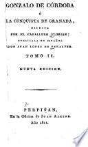 Gonzálo de Córdoba o La Conquista de Granada