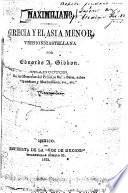 Grecia y el Asia Menor