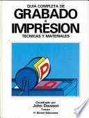 Guía completa de grabado e impresión