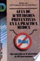 Guía de Actividades Preventivas en la Práctica Médica