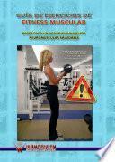 Guía de ejercicios de fitness muscular