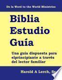 Guía de Estudios Bíblicos
