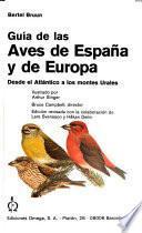 Guía de las aves de España y de Europa