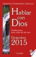 Hablar con Dios - Diciembre 2015