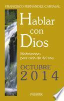 Hablar con Dios - Octubre 2014