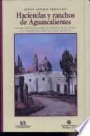 Haciendas y ranchos de Aguascalientes