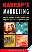 Harrap's Marketing Dictionary/diccionario