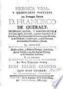 Heroica vida y exemplares virtudes del Ven. Dr. D. Francisco de Queralt