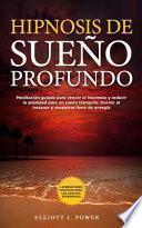 HIPNOSIS DE SUEÑO PROFUNDO