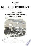 Histoire de la guerre d'orient, 2