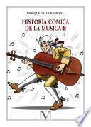 Historia cómica de la música