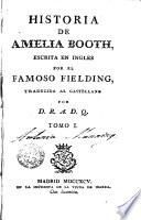 Historia de Amelia Booth, 1