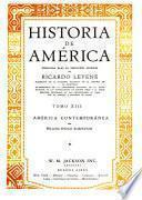 Historia de América: América contemporánea