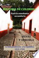 Historia de Colombia para la enseñanza secundaria (2)