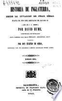 Historia de Inglaterra: (1843. 667 p.)