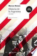 Historia de la Argentina, 1955-2020