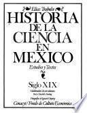 Historia de la ciencia en México