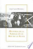 Historia de la familia en el Río de la Plata
