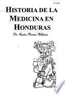 Historia de la medicina en Honduras