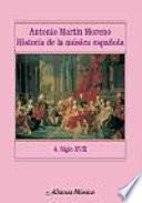 Historia de la música española: Siglo XVIII