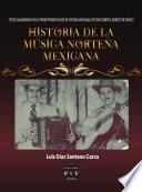 HISTORIA DE LA MÚSICA NORTEÑA MEXICANA