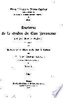 Historia de la Orden de San Jerónimo