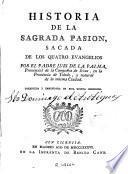 Historia de la Sagrada Pasion