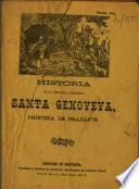 Historia de la virtuosoa y penitente Santa Genoveva, princesa de Brabante