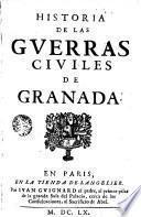 Historia de las guerras civiles de Granada
