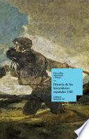 Historia de los heterodoxos españoles. Libro VIII