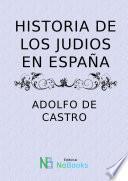Historia de los judios en España
