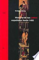 Historia de los judíos españoles hasta 1492