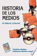 Historia de los Medios